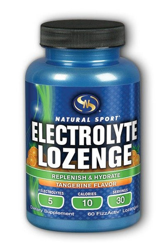 Natural Sport Electrolyte Lozenge | 60 CT