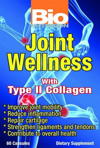 Bio Nutrition Inc. Joint Wellness, 60 Ct