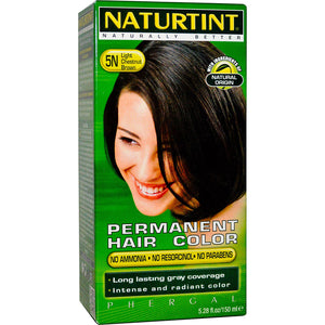 Naturtint  Permanent Hair Color  5N Light Chestnut Brown  5 28 fl oz  150 ml