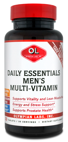 Olympian Labs-Daily Essentials for Men, 30ct