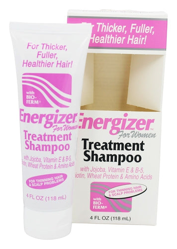 Hobe Labs - Energizer Treatment Shampoo For Women - 4 fl. oz.