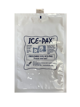 Load image into Gallery viewer, 1000ml Valve Pouch Ice Pax (pack of 60)