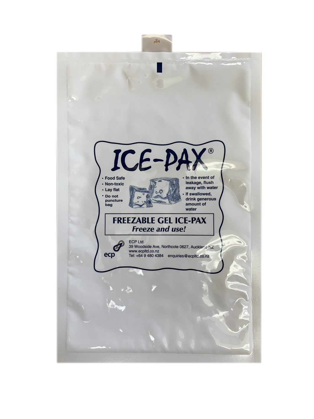 1000ml Valve Pouch Ice Pax (pack of 60)