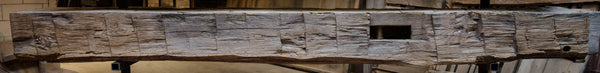 Barn Beam Fireplace Mantel 2016-003