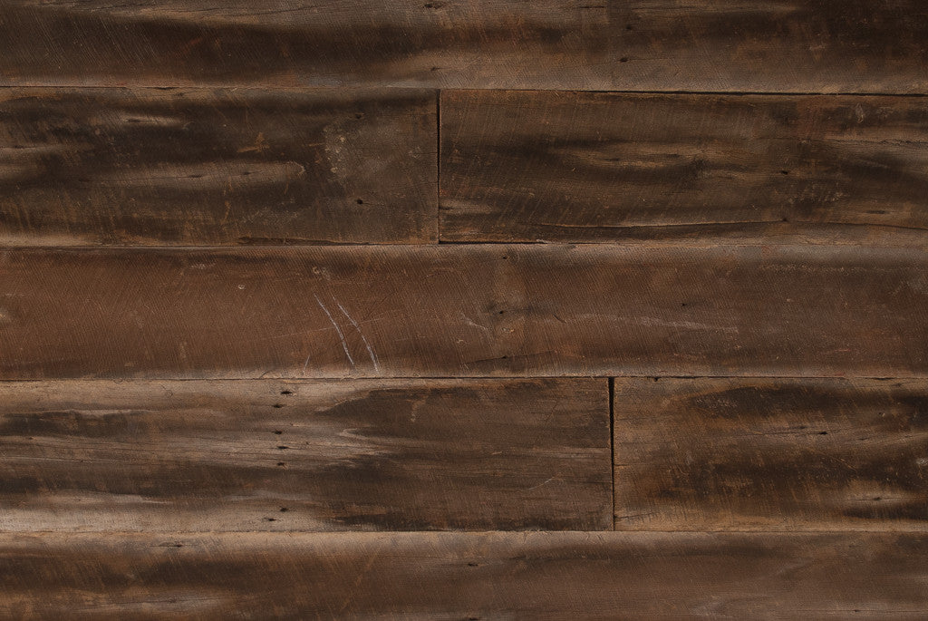 Weathered Brown Hardwood Barnwood