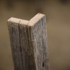 Real Barnwood Corner Trim