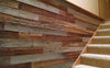 PlankWood Reclaimed Mixed Barnwood - Easy Install (20ft² Bundle)