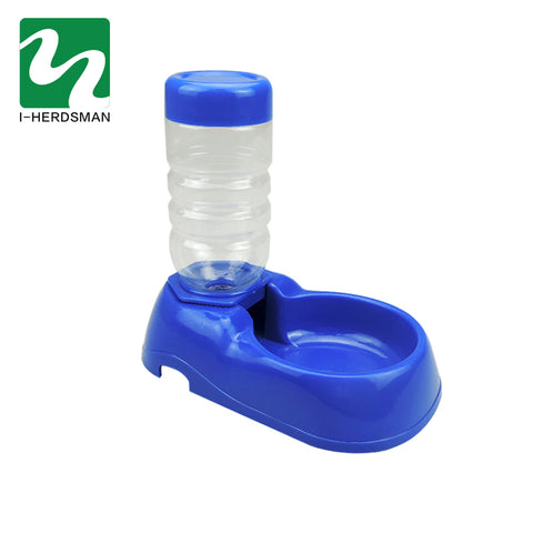 Pet Dog Cat Automatic Water Dispenser Food Dish Bowl Feeder Drinking Bowl Bottle For Dogs Pet Feeding Supplies