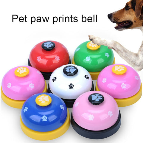 Pet Bell Supplies Trainer Bells Wholesale Training Cat Dog Toys Dogs Training E2S