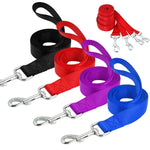 Nylon Pet Dog Leash Belt Puppy Walkiing Training Dog Lead Running Rope Leashes For Small Meduim Dogs Chihuahua Pug Pet Supplies