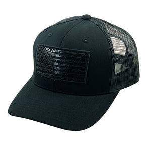 Black Flag Patch Hat