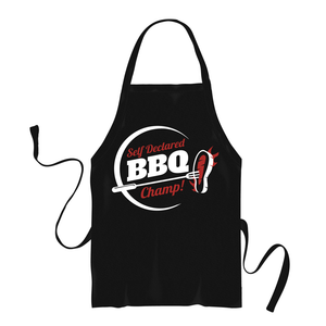 Self Declared BBQ Champ Apron