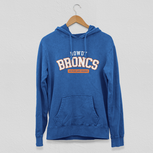 Go Rowdy Broncs Hoodie