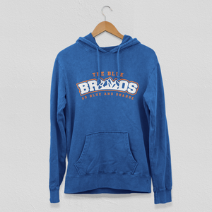 The Blue Bros Hoodie