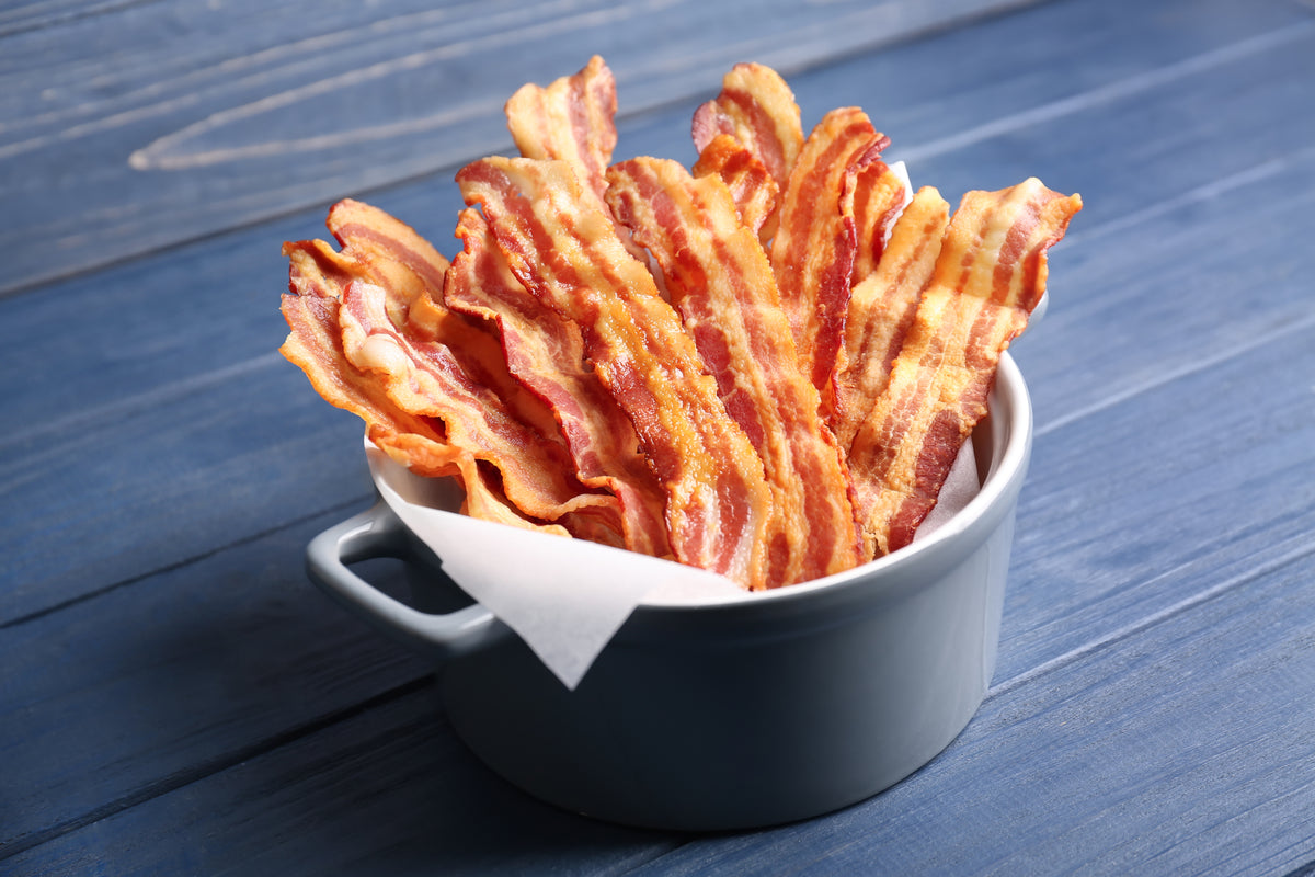 The Perfect Crispy Bacon