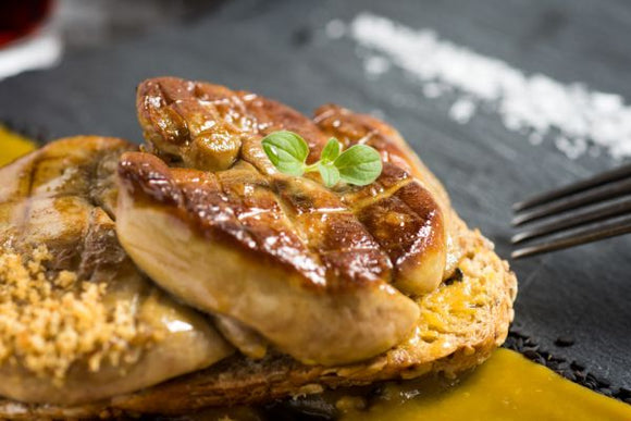 How to Pan Sear the Perfect Foie Gras
