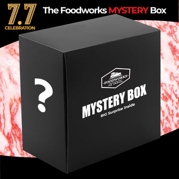 The Foodworks Mystery Box - BIg Surprise กล่องสุ่ม The Foodworks ขนาดปกติ