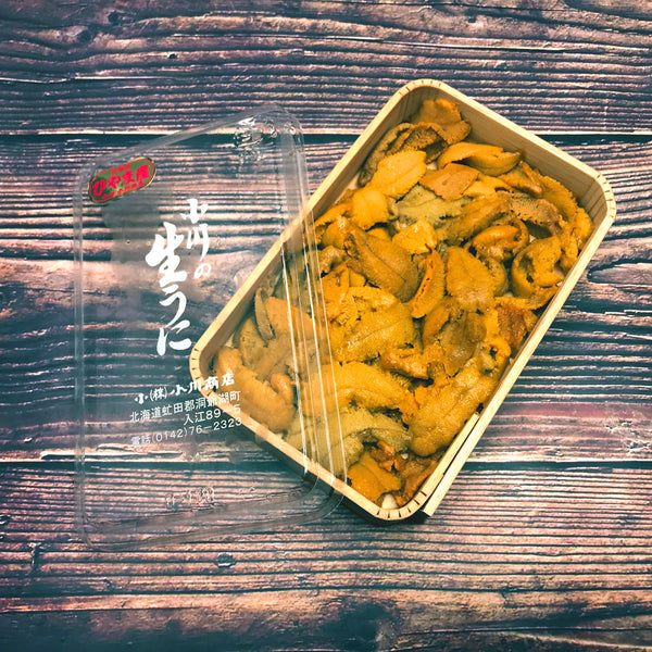 Ogawa Shouten Uni ไข่หอยเม่นสด Ogawa Shouten 130g - The Foodworks
