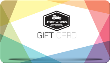 The Foodworks Gift Card