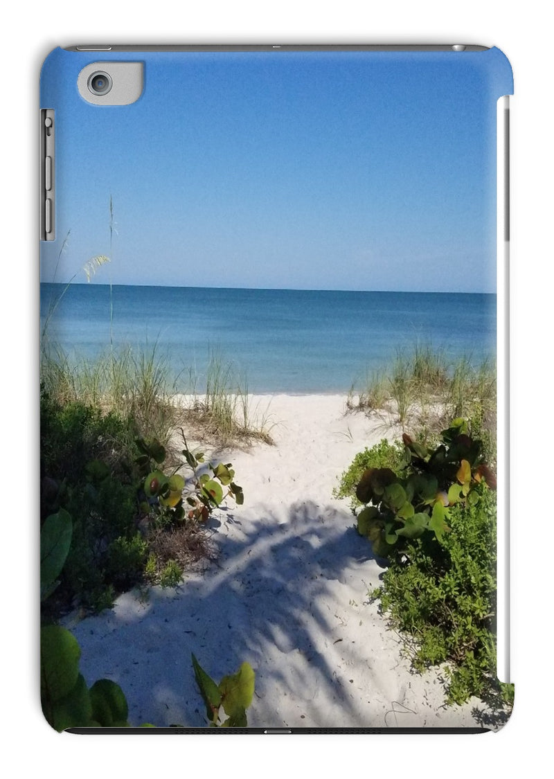 Beach Path iPad Cases