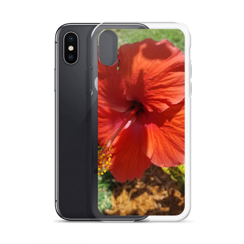 """Alive and Well"" iPhone Case-Phone Case-Tropical Scenery-Tropical Scenery"