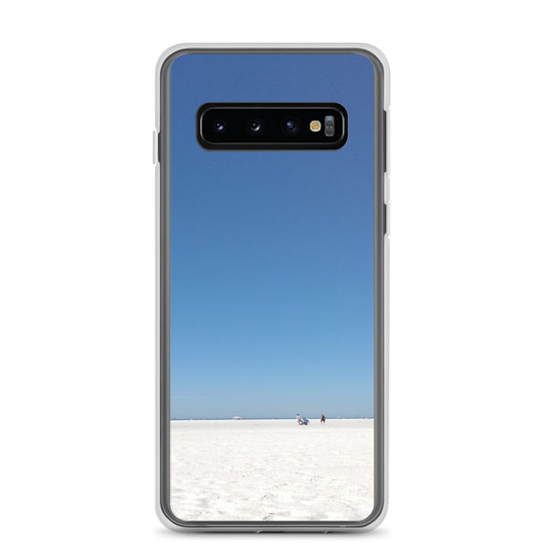 """Beach Life"" Samsung Phone Case-Phone Case-Tropical Scenery-Samsung Galaxy S10-Tropical Scenery"