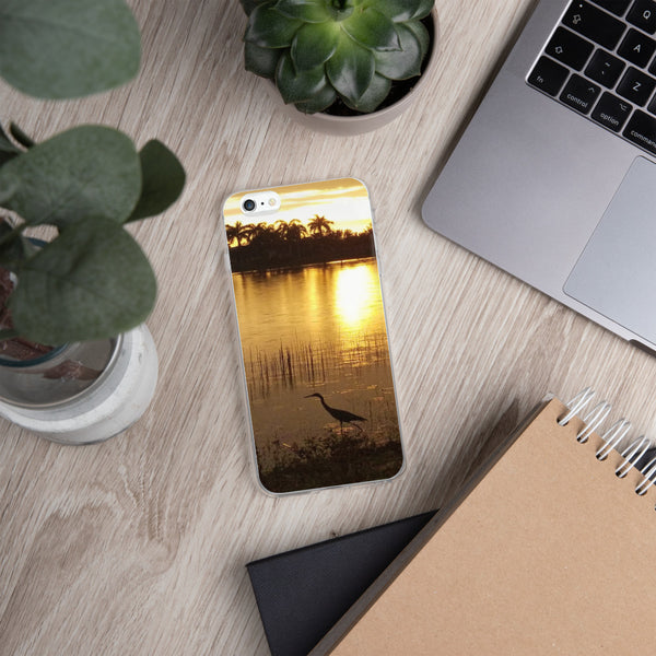 Gilded Nature iPhone Case