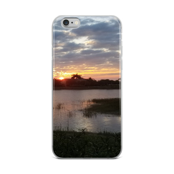 """Endless Summer"" iPhone Case-Phone Case-Tropical Scenery-iPhone 6 Plus/6s Plus-Tropical Scenery"
