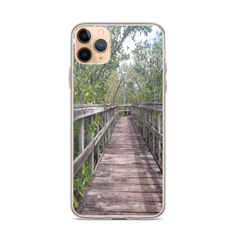 """Out Back"" iPhone Case"