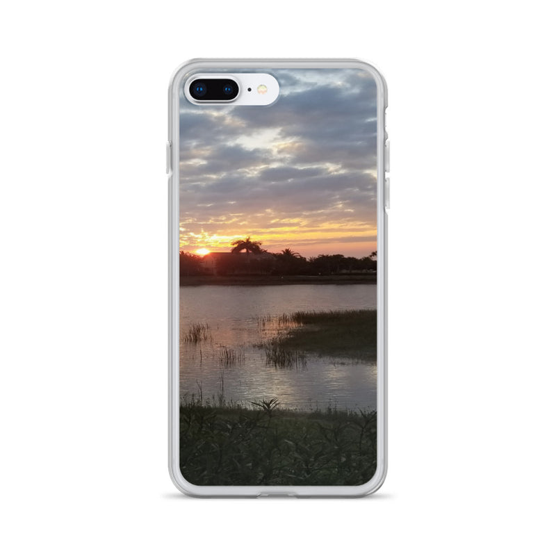 """Endless Summer"" iPhone Case-Phone Case-Tropical Scenery-iPhone 7 Plus/8 Plus-Tropical Scenery"