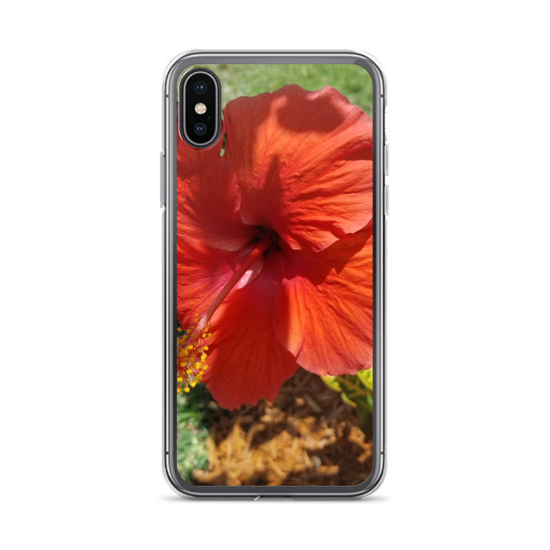 """Alive and Well"" iPhone Case-Phone Case-Tropical Scenery-iPhone X/XS-Tropical Scenery"