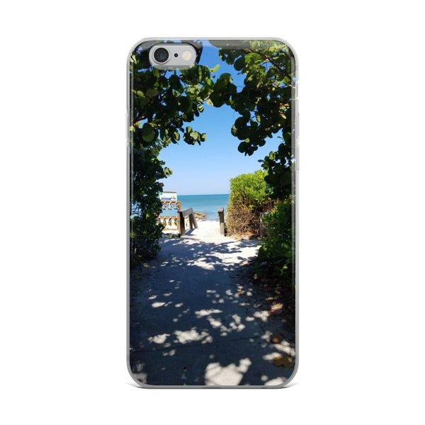 Beach Pass iPhone Case-Tropical Scenery-iPhone 6 Plus/6s Plus-Tropical Scenery