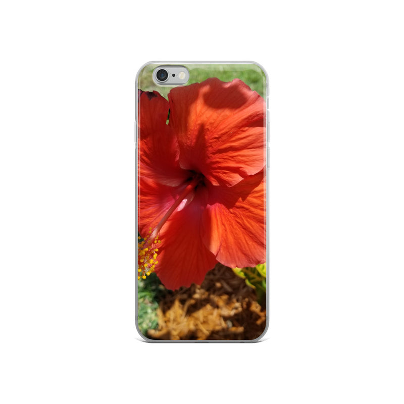 """Alive and Well"" iPhone Case-Phone Case-Tropical Scenery-iPhone 6/6s-Tropical Scenery"