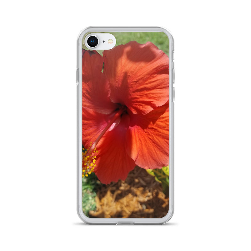 """Alive and Well"" iPhone Case-Phone Case-Tropical Scenery-iPhone 7/8-Tropical Scenery"