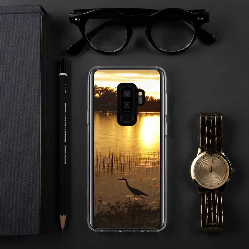 Gilded Nature Samsung Case