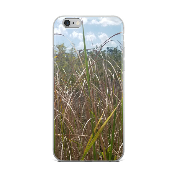 """Grass"" iPhone Case-Phone Case-Tropical Scenery-iPhone 6 Plus/6s Plus-Tropical Scenery"