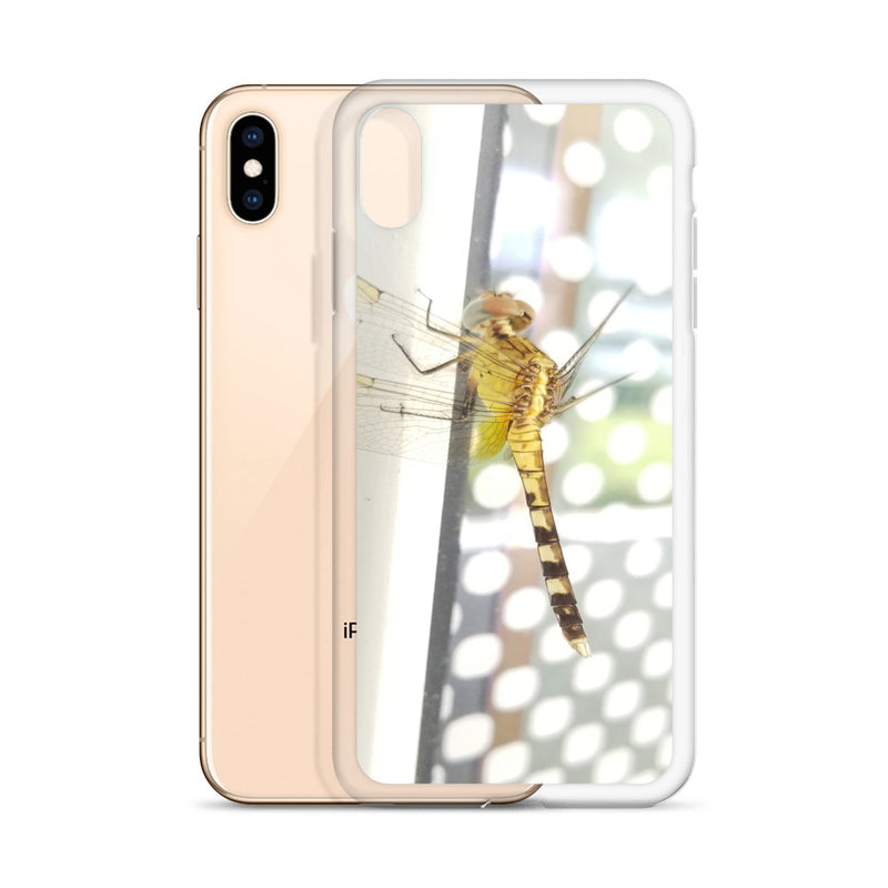Jack Dragon iPhone Case