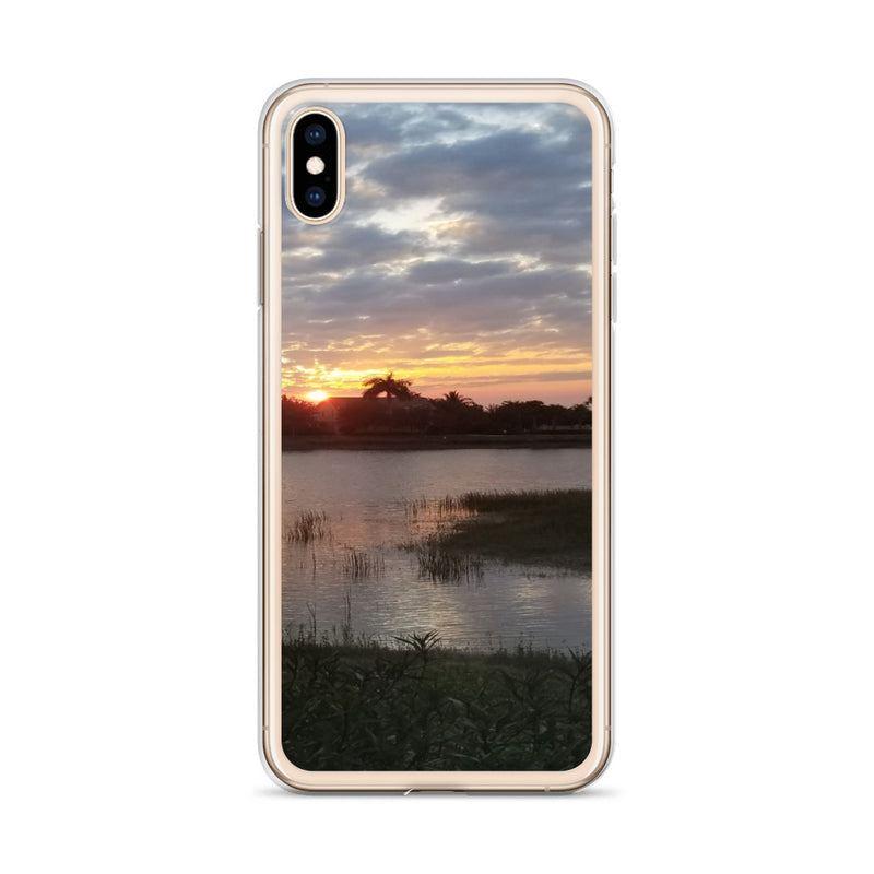 """Endless Summer"" iPhone Case-Phone Case-Tropical Scenery-Tropical Scenery"