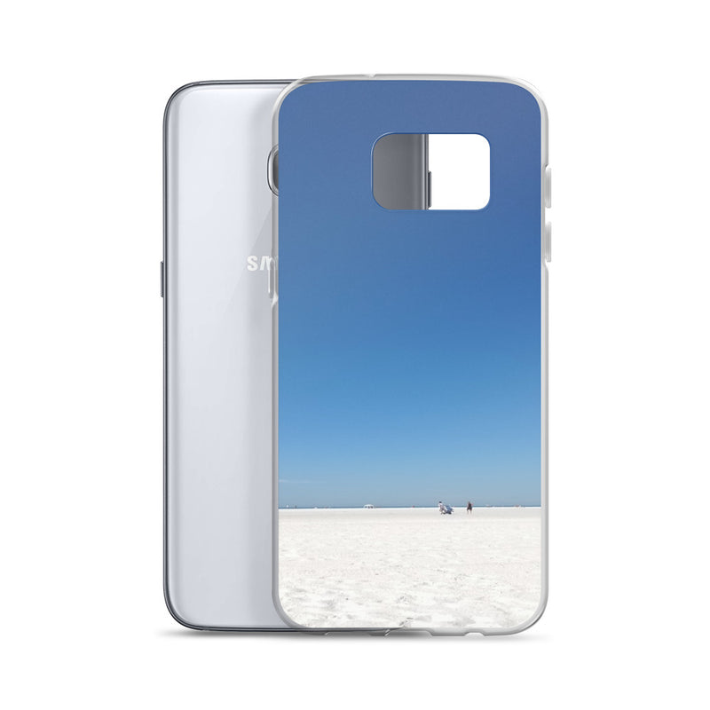 """Beach Life"" Samsung Phone Case-Phone Case-Tropical Scenery-Tropical Scenery"