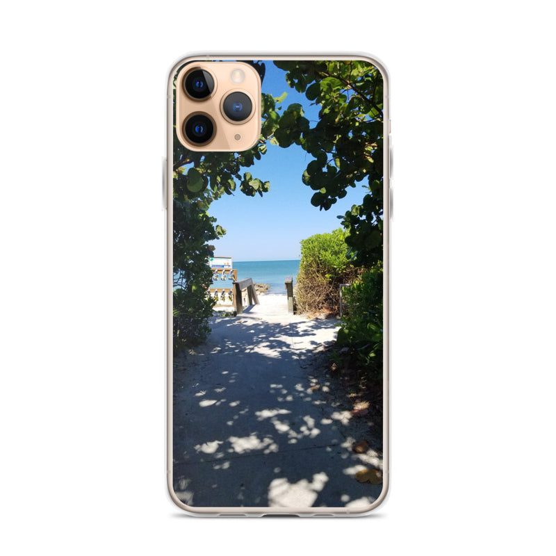 Beach Pass iPhone Case