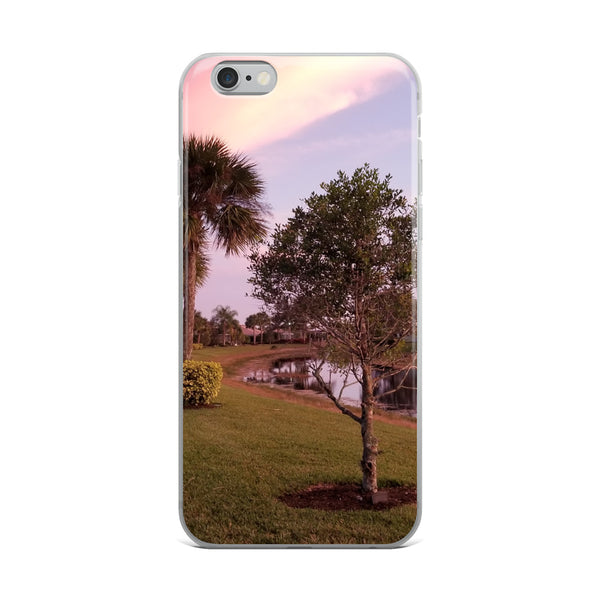 """River's Edge"" iPhone Case-Phone Case-Tropical Scenery-iPhone 6 Plus/6s Plus-Tropical Scenery"