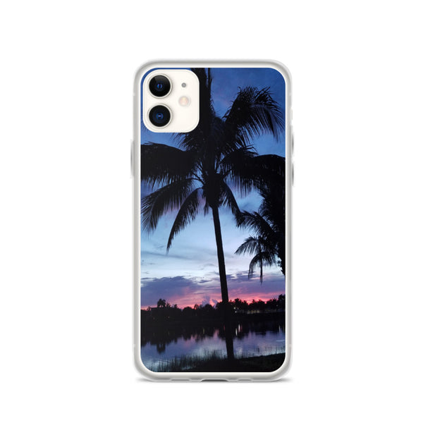 Blissful Night iPhone Case