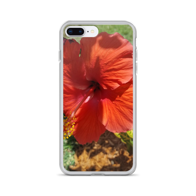 """Alive and Well"" iPhone Case-Phone Case-Tropical Scenery-iPhone 7 Plus/8 Plus-Tropical Scenery"