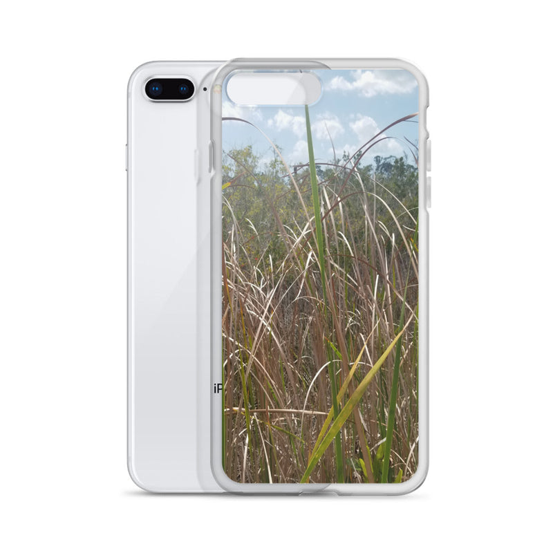 """Grass"" iPhone Case-Phone Case-Tropical Scenery-Tropical Scenery"