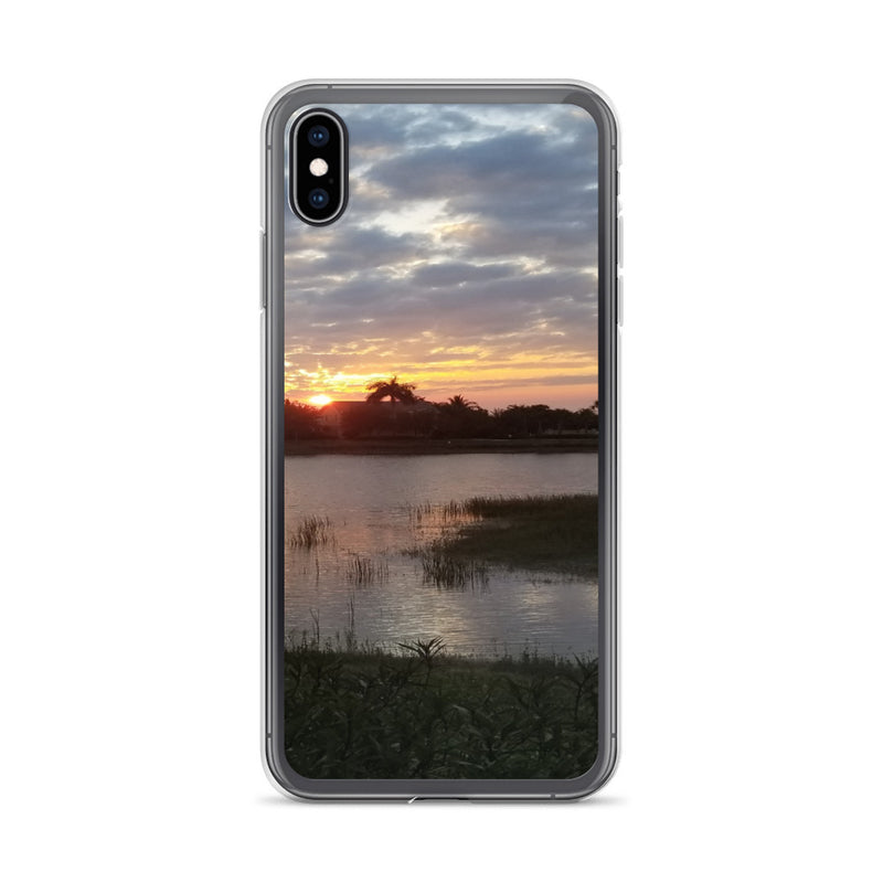 """Endless Summer"" iPhone Case-Phone Case-Tropical Scenery-iPhone XS Max-Tropical Scenery"