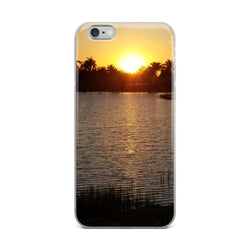"""Sunsational"" iPhone Case-Phone Case-Tropical Scenery-iPhone 6 Plus/6s Plus-Tropical Scenery"