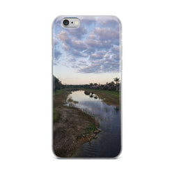 """River Sky"" iPhone Case-Phone Case-Tropical Scenery-iPhone 6 Plus/6s Plus-Tropical Scenery"
