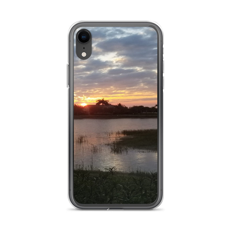"""Endless Summer"" iPhone Case-Phone Case-Tropical Scenery-iPhone XR-Tropical Scenery"