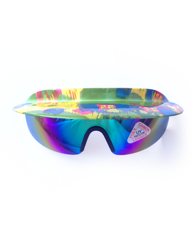 Country Vibes Visor Sunglasses