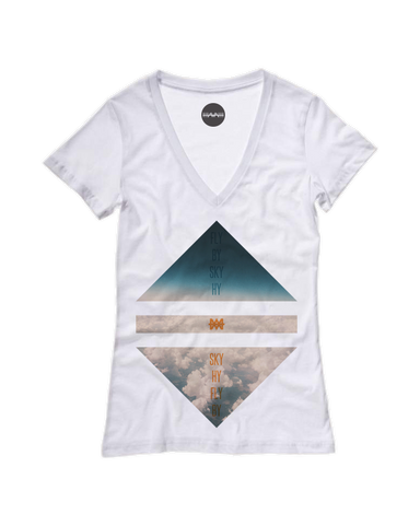 FLY HY V-Neck Tee
